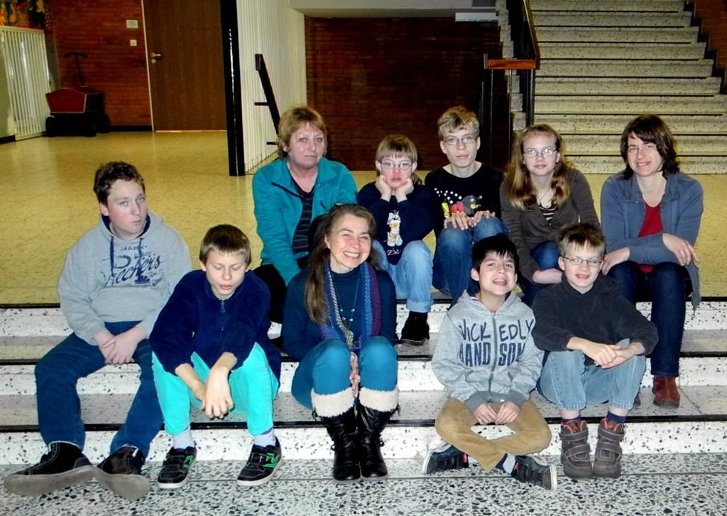 Die Klasse der Lindenschule
