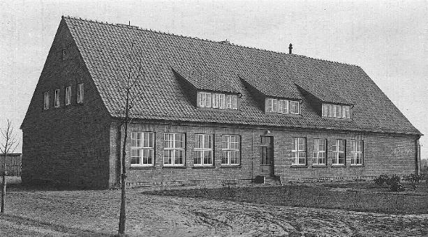 Ursprünglich gab es in Bothel eine Volksschule