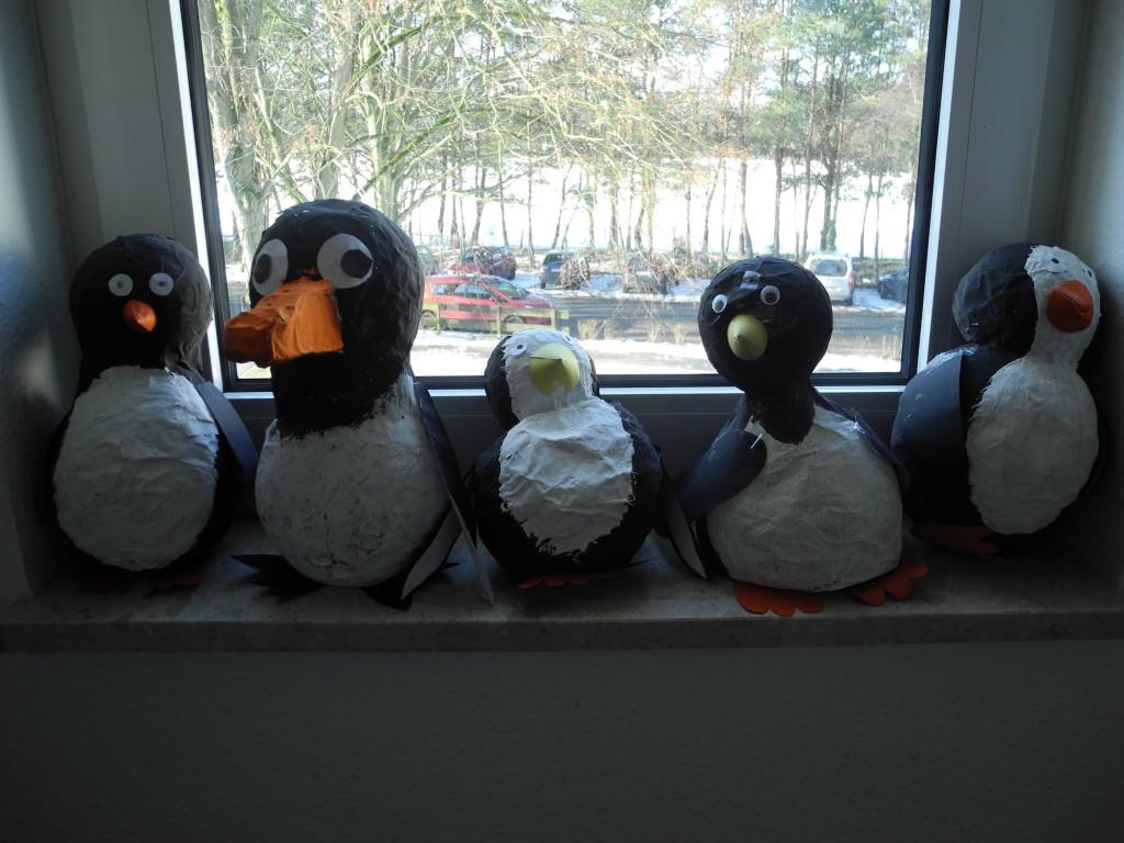 WPK 7/8H: Pinguine