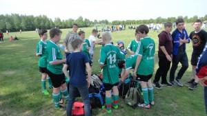 Wiedau-Schule Team 2